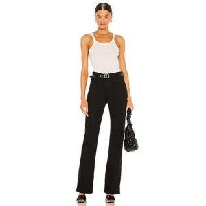 NWT Free People French Girl Flare Jeans Size 31
